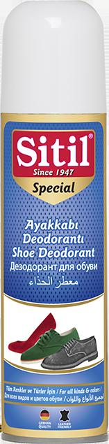 Ayakkabı Deodorantı